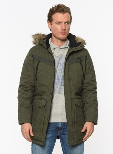 Jack & Jones Parka Haki